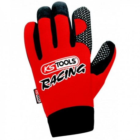 KS TOOLS 310.0355 Gants de protection KS Racing à picots taille XL
