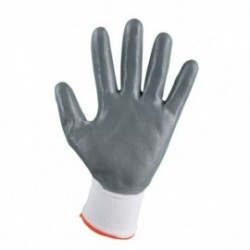 KS TOOLS 310.0418 Gants de protection respirants en Nitrile, XL