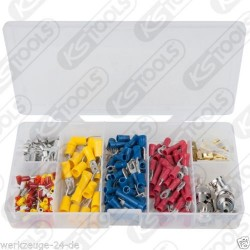 KS TOOLS 115.1402 Assortiment de cosses pour 115.1400
