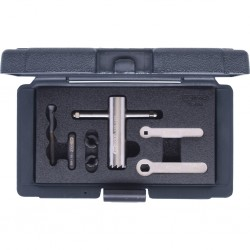 KS TOOLS 150.1485 Kit de rectification du plan de joint carter de la vis de vidange 5pcs