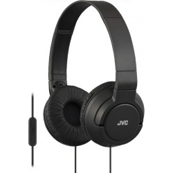 Casque Powerful bass noir JVC