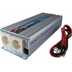 Convertisseur GP Quasi sinus 24/220V 1000W Bs USB