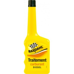 Traitement carburant diesel BARDAHL 350ml (flacon)