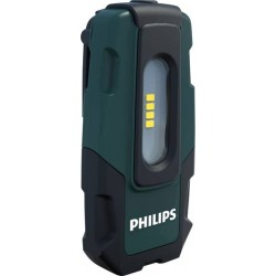 Philips Lampe de travail LED à batterie 2 W 220 lm RC320B1