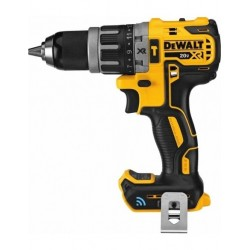 Perceuse visseuse percussion XR 18V BL TOOL CONNECT 70 Nm-TSTAK Dewalt DCD797NT-XJ