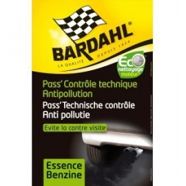 PASS CONTROLE TECHNIQUE ANTI POLLUTION ESSENCE EVITEZ LA CONTRE VISITE