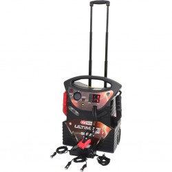 KS TOOLS 550.1825 Booster batterie 12V/24V PL à trolley - 6200A/3100A
