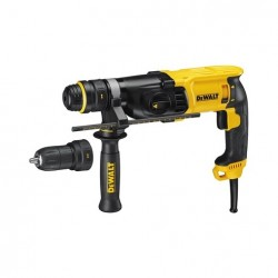 D25134K-QS. Perforateur SDS-plus 800Watts Dewalt 2.8J 26mm en coffret TSTAK