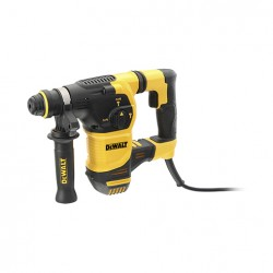 D25333K-QS. Perforateur burineur SDS-plus 950Watts Dewalt 3.5J 30mm 3Kg en Coffret TSTAK