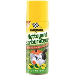 BAR4945. Nettoyant carburateur 200ml Bardhal