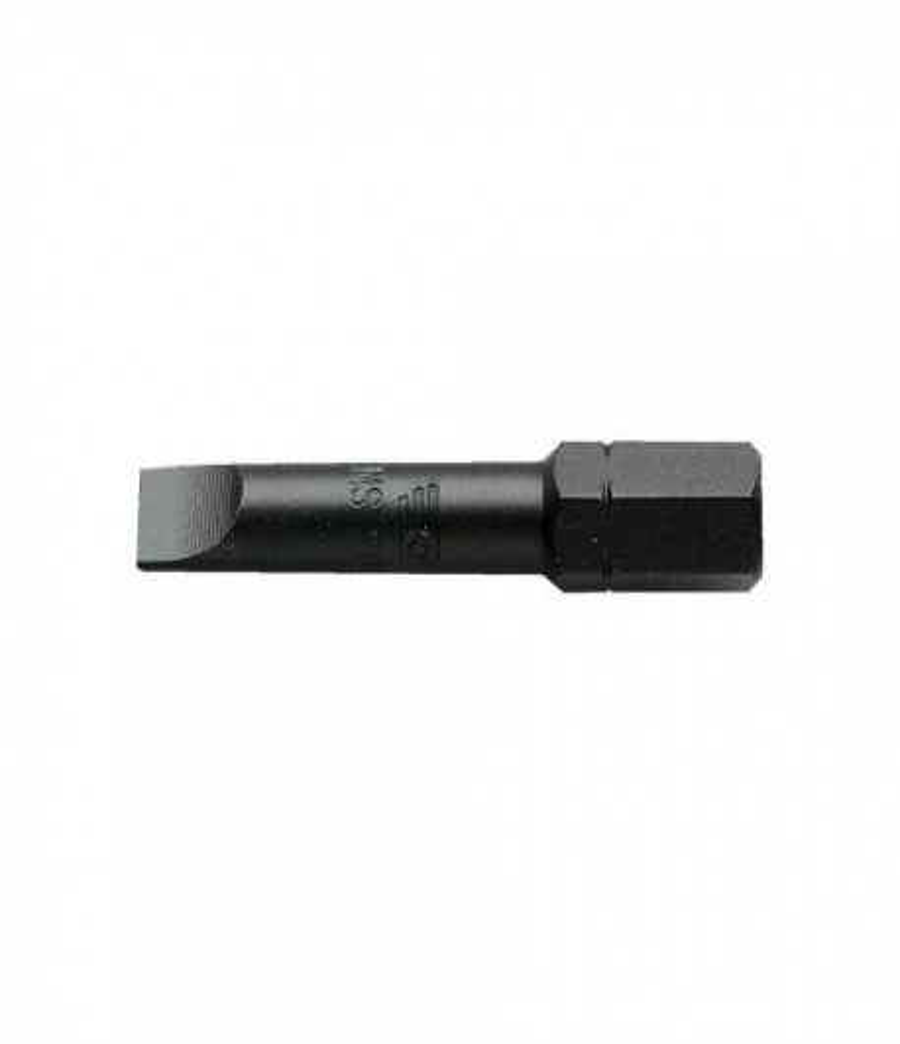 Embout de vissage à chocs impact (série 2) pour vis à fente 5,5mm