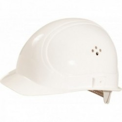 KS TOOLS 117.1608 Casque de protection blanc