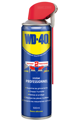 wd 40 multifonction 500ml